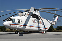 Helicopter-DataBase Photo ID:12938 Mi-26T Scorpion Air Ltd. EW-329TF cn:34001212504