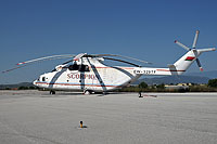 Helicopter-DataBase Photo ID:13449 Mi-26T Scorpion Air Ltd. EW-329TF cn:34001212504