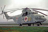 Helicopter-DataBase Photo ID:14435 Mi-26 Russian Air Force RA-03