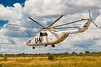 Helicopter-DataBase Photo ID:9810 Mi-26T United Nations RA-06029 cn:34001212405
