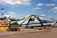 Helicopter-DataBase Photo ID:16827 Mi-26T Aeroflot (Russian Airlines) RA-06096 cn:34001212300
