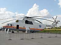 Helicopter-DataBase Photo ID:778 Mi-26T Moscow government - Moscow Aviation Centre RA-06285 cn:34001212511
