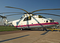 Helicopter-DataBase Photo ID:2163 Mi-26T Moscow government - Moscow Aviation Centre RA-06285 cn:34001212511