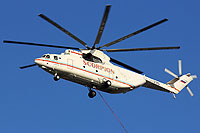 Helicopter-DataBase Photo ID:14944 Mi-26TS Scorpion Air Ltd. RA-06295 cn:071217