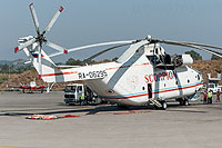 Helicopter-DataBase Photo ID:14945 Mi-26TS Scorpion Air Ltd. RA-06295 cn:071217