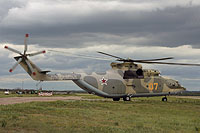 Helicopter-DataBase Photo ID:16809 Mi-26 Russian Air Force 07 yellow cn:34001212606