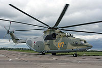 Helicopter-DataBase Photo ID:16810 Mi-26 Russian Air Force 07 yellow cn:34001212606