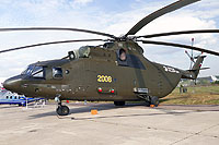 Helicopter-DataBase Photo ID:11717 Mi-26T2 ROSTVERTOL 901 white cn:34001212096