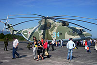 Helicopter-DataBase Photo ID:13132 Mi-26T Federal Border Guard Service 34 blue cn:34001212473
