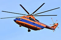 Helicopter-DataBase Photo ID:14026 Mi-26 Russian Air Force 70 red cn:34001212654