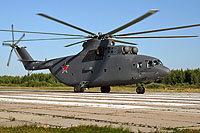 Helicopter-DataBase Photo ID:12809 Mi-26 Russian Air Force 87 blue cn:34001212630