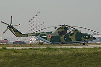 Helicopter-DataBase Photo ID:15874 Mi-26T Federal Border Guard Service RF-06054 cn:34001212473