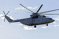 Helicopter-DataBase Photo ID:14351 Mi-26T Russian Air Force RF-06154 cn:34001212625