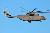 Helicopter-DataBase Photo ID:18050 Mi-26 Russian Air Force RF-06805 cn:34001212636