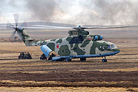 Helicopter-DataBase Photo ID:16472 Mi-26 Russian Air Force RF-13455 cn:34001212639