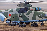 Helicopter-DataBase Photo ID:16473 Mi-26 Russian Air Force RF-13455 cn:34001212639