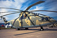 Helicopter-DataBase Photo ID:7838 Mi-26T Russian Air Force RF-95569 cn:34001212515