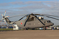 Helicopter-DataBase Photo ID:9484 Mi-26TZ Russian Air Force RF-95570 cn:34001212630