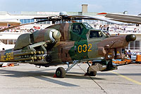 Helicopter-DataBase Photo ID:7736 Mi-28A Mil Moscow Helicopter Plant 032 yellow