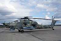 Helicopter-DataBase Photo ID:7840 Mi-28N Russian Air Force 04 blue cn:34012841210