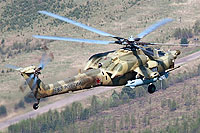 Helicopter-DataBase Photo ID:7672 Mi-28N Russian Air Force 10 blue cn:34012841216