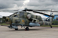 Helicopter-DataBase Photo ID:7755 Mi-28N Russian Air Force 41 yellow cn:34012840203