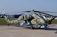 Helicopter-DataBase Photo ID:13927 Mi-28N Russian Air Force 41 yellow cn:34012840203