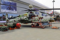 Helicopter-DataBase Photo ID:14776 Mi-28NE Russian Helicopters 1707 yellow