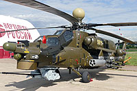 Helicopter-DataBase Photo ID:13922 Mi-28UB Russian Air Force 1811 yellow cn:34012840201