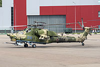 Helicopter-DataBase Photo ID:15658 Mi-28N Russian Air Force 219 blue cn:340128434..