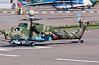 Helicopter-DataBase Photo ID:13062 Mi-28UB Russian Air Force 39 black cn:34012843265