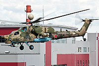 Helicopter-DataBase Photo ID:13063 Mi-28UB Russian Air Force 39 black cn:34012843265