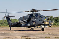 Helicopter-DataBase Photo ID:9334 Mi-28N Russian Air Force 49 yellow cn:34012843259