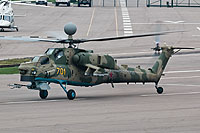 Helicopter-DataBase Photo ID:12992 Mi-28NM MVZ Moscow Helicopter Plant 701 yellow cn:OP-1