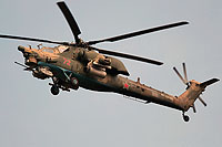 Helicopter-DataBase Photo ID:15989 Mi-28N Russian Aerospace Force RF-13453
