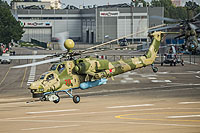 Helicopter-DataBase Photo ID:16063 Mi-28NM Russian Aerospace Force RF-13489 cn:34012807020