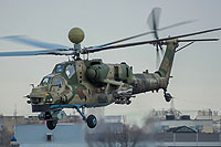 Helicopter-DataBase Photo ID:4223 Mi-28NM Russian Aerospace Force RF-13490