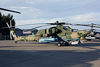 Helicopter-DataBase Photo ID:12890 Mi-28N Russian Air Force RF-13624 cn:34012843418