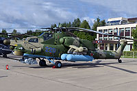 Helicopter-DataBase Photo ID:12892 Mi-28N Russian Air Force RF-13624 cn:34012843418