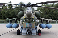 Helicopter-DataBase Photo ID:12974 Mi-28N Russian Air Force RF-13624 cn:34012843418