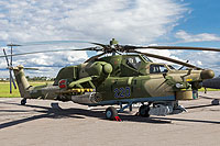 Helicopter-DataBase Photo ID:13455 Mi-28N Russian Air Force RF-13624 cn:34012843418