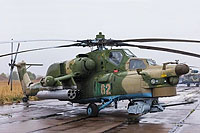 Helicopter-DataBase Photo ID:16712 Mi-28N Russian Air Force RF-13625 cn:34012843419