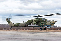Helicopter-DataBase Photo ID:16981 Mi-28N Russian Air Force RF-13625 cn:34012843419