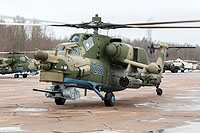 Helicopter-DataBase Photo ID:15666 Mi-28N Russian Air Force RF-13626 cn:34012843420