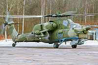 Helicopter-DataBase Photo ID:13421 Mi-28N Russian Air Force RF-13627