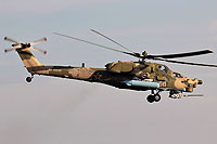 Helicopter-DataBase Photo ID:15029 Mi-28N Russian Air Force RF-13629 cn:34012843423