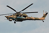 Helicopter-DataBase Photo ID:15030 Mi-28N Russian Air Force RF-13629 cn:34012843423