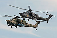 Helicopter-DataBase Photo ID:15031 Mi-28N Russian Air Force RF-13629 cn:34012843423