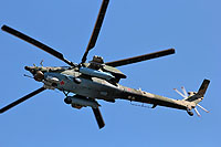 Helicopter-DataBase Photo ID:15032 Mi-28N Russian Air Force RF-13629 cn:34012843423