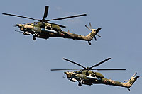 Helicopter-DataBase Photo ID:17376 Mi-28N Russian Aerospace Force RF-13641 cn:34012843436
